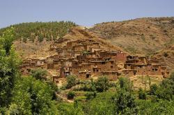 Village de la vallee de l ourika